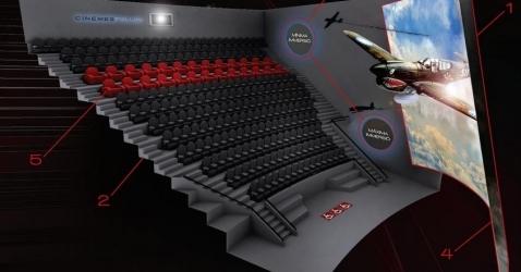 Cartelera y precios del cines splau cine en cornell for Cines arenys precios